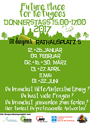 Future Place Flyer deutsch