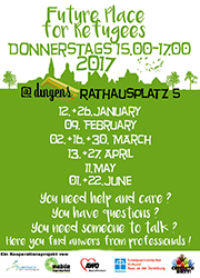 Future Place Flyer englisch