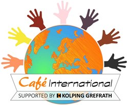 Cafe International Logo